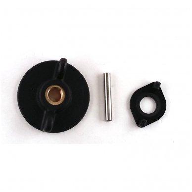 """Rinkinys (sraigto veržlė, poveržlė, 4mm. vielokaištis) """"ProMarine"""" (Pin + knob)"""
