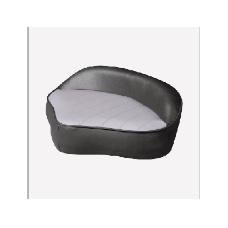 Sėdynė trikampė two tone Butt Seat ProMarine (grey/charcoal)