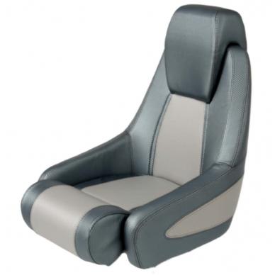 "Sėdynė ""SPRINGFIELD"" SST FLIP-UP charcoal/gray"