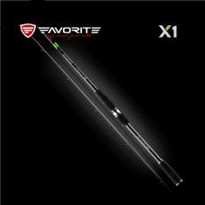 Spinning rod FAVORITE X1