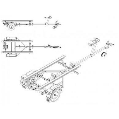 TikiTreiler BS450-LW