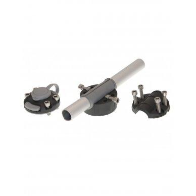 Užraktas su montavimo platforma ant vamzdžio 22-25 mm. 4