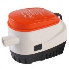 Vandens triumo pompa su plūde,SEAFLO (automatinė 12V, 750GPH, 50L/min.)