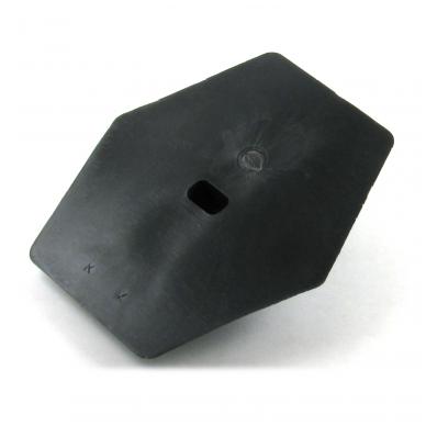 Virvės akis dviguba 110x95 (skylė 16 ir 10mm.) 12