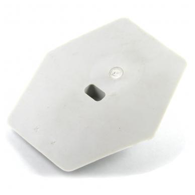 Virvės akis dviguba 110x95 (skylė 16 ir 10mm.) 11