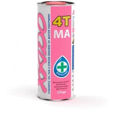 XADO Atomic OIL variklinė alyva 10W-60 4T MA (1L.)