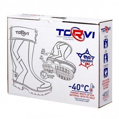 Žieminiai EVA Batai TORVI -40c su dygliais 5