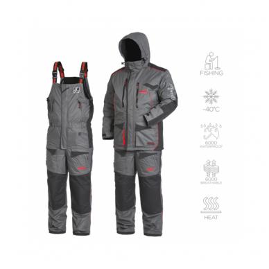 """Žieminis kostiumas """"NORFIN Discovery Heat"""" 2"""
