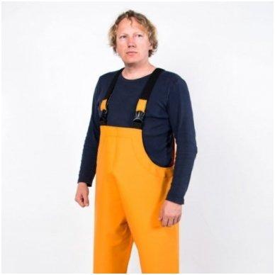 Žvejo kostiumas atsparus vandeniui 4