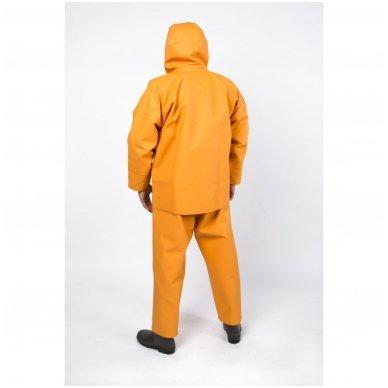Žvejo kostiumas atsparus vandeniui 6